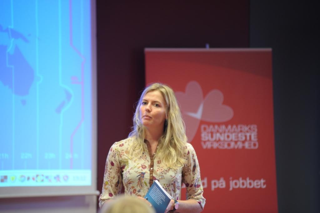 Oplæg til Danmarks sundeste virksomhed